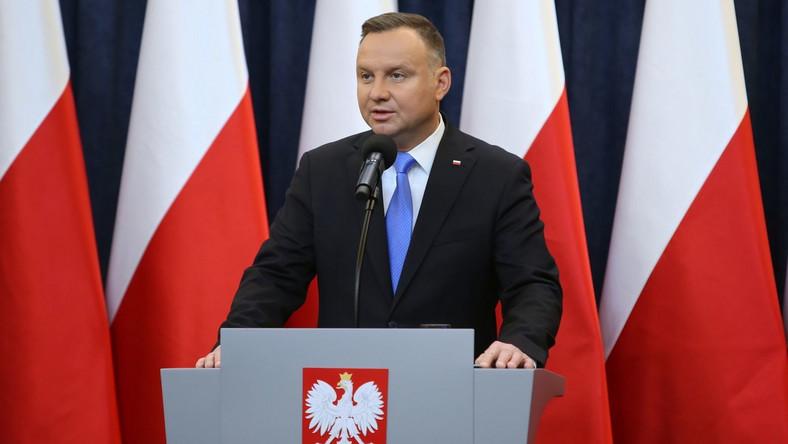 Andrzej Duda o wyborach