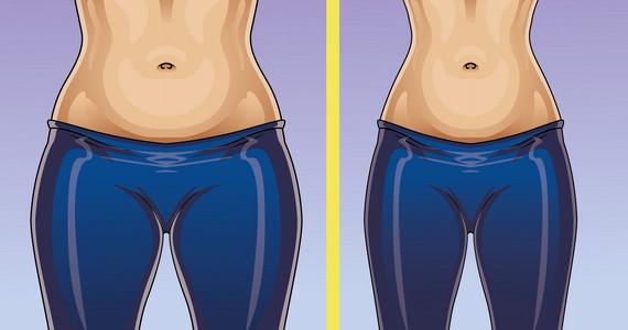 Jak szybko schudnąć z boczków i nóg w tydzień