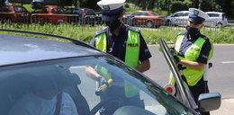 Uwaga! Policja może dać ci mandat za brud w samochodzie