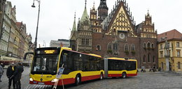 MPK wzmacnia swoją flotę. 60 autobusów dojechało do Wrocławia