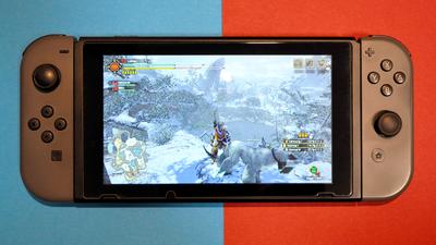 Monster Hunter Rise für die Switch im Test: Riesige Monster, kleine Konsole, großer Spaß