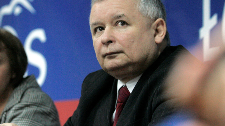 Jarosław Kaczyński przeprosił się z internetem