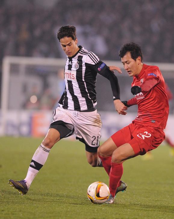 Marko Jevtović je istakao da nikad neće zaboraviti meč sa Augzburom i eliminaciju Partizana iz Lige Evrope