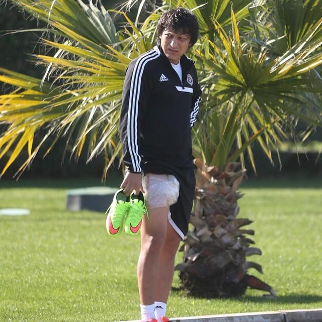 Predrag Luka dok je igrao za Partizan