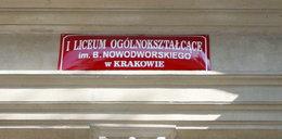 Dyrektor znanego krakowskiego liceum zostanie odwołany. Jest decyzja sądu