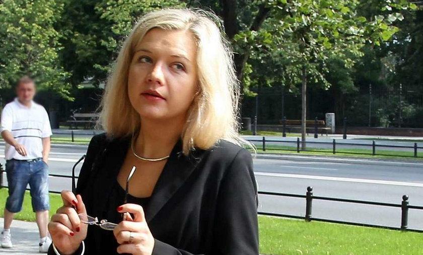 Córka Wassermanna każe przepraszać politykom