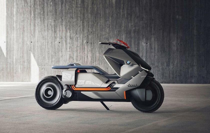 BMW bierze się za elektryczne skutery