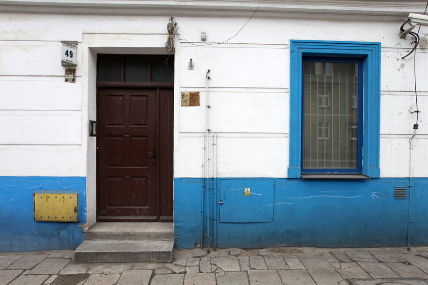 Tu mieszkał Jarosław Ziętara