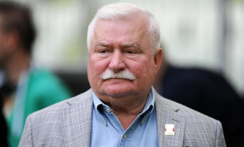 Wałęsa zapłacił kaucję