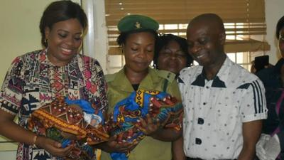 Calabar prison inmate who delivered twins dies