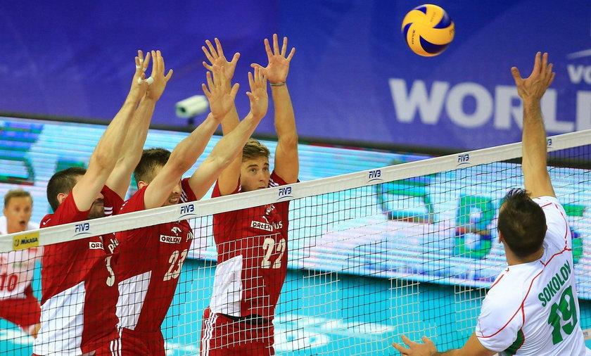 Polska, Bułgaria, siatkówka, liga swiatowa