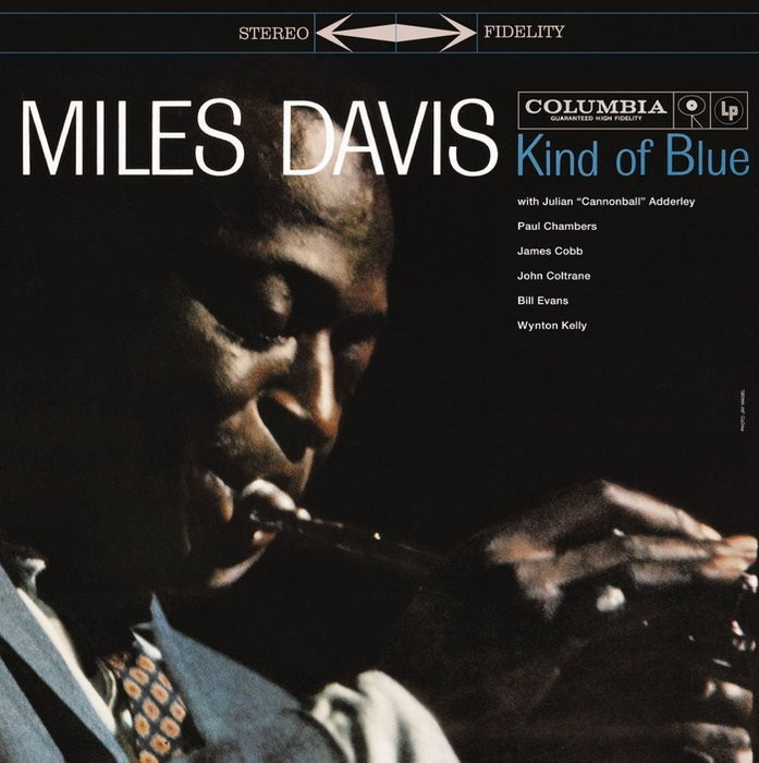 "Miles Davis, ""Kind Of Blue"""