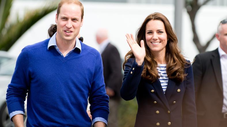 Brytyjska para książęca
