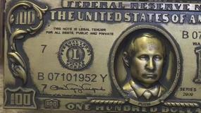 Dolary z podobizną Putina i Trumpa. Rosjanin chce zbić na nich fortunę