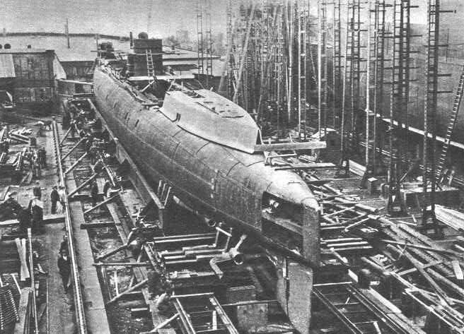 """""""ORP"""" Orzeł był budowany w holenderskiej stoczni"""