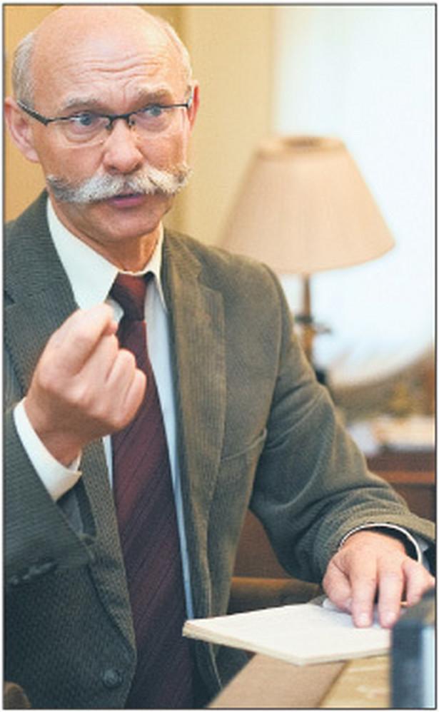 Waldemar Gujski, adwokat z Kancelarii Adwokacko-Radcowskiej Gujski, Zdebiak
