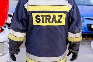 Wiceszef MSWiA: Polscy strażacy zostają w Grecji