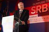 Božidar Maljković, predsednik OKS