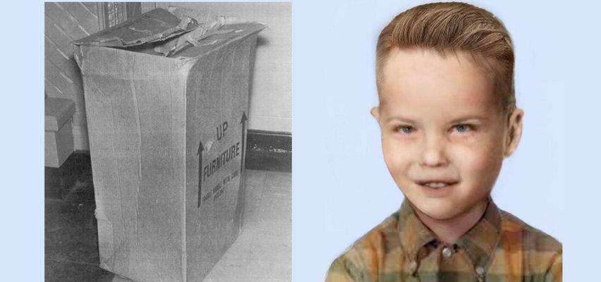 Ciało chłopca w kartonie. To ofiara eksperymentów na ludziach?