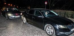 Prezes Jarosław Kaczyński pojechał na Wawel