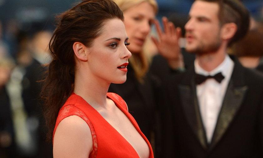 Kristen Stewart powiększyła biust