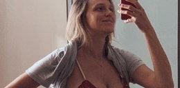 Żebrowska pokazała brzuch po ciąży. Inne mamy jej za to podziękują