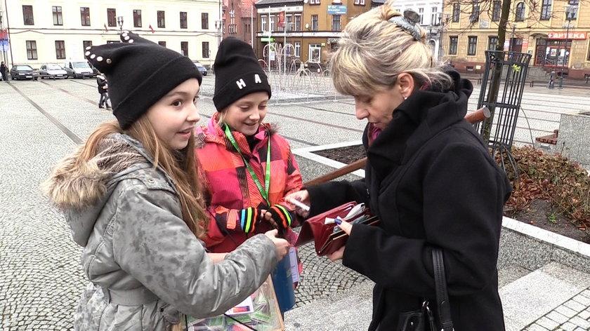 Akcja charytatywna odbyła się w Czarnkowie