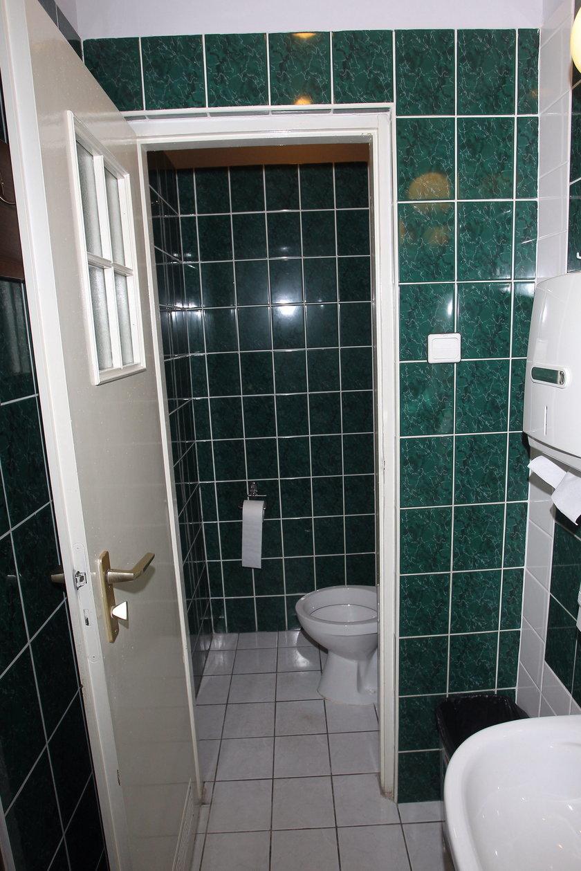 Łazienka w Sejmie