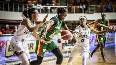AfroBasket féminin 2021 : Le Sénégal s'incline devant le Nigeria (63-73)