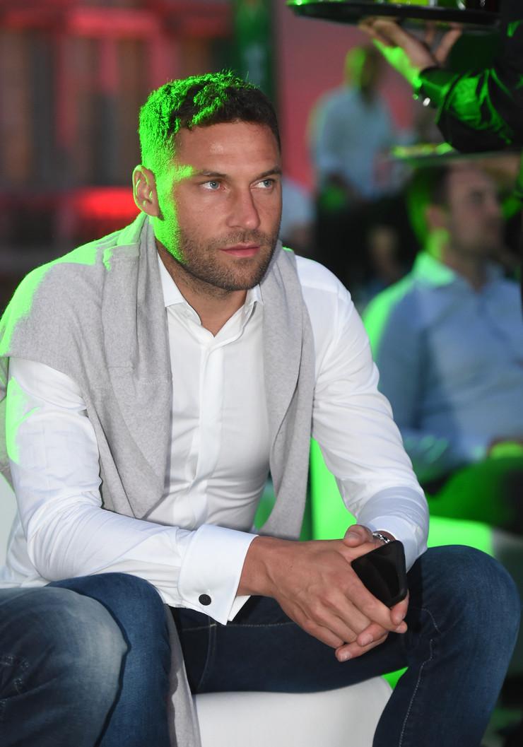 Nemanja Matić, Duško Tošić