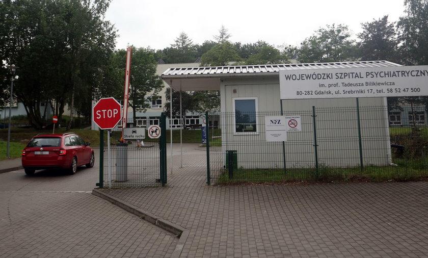 13-latka molestowana w szpitalu psychiatrycznym w Gdańsku. Jest wyrok