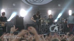 Impact Festival 2012 - Koncert Kasabian