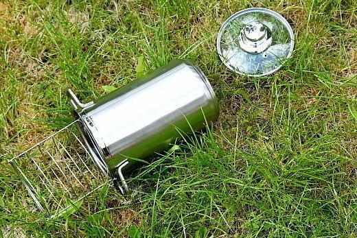 Garnek do szparagów - kuchenny zbędnik, fot. www.facetikuchnia.com.pl