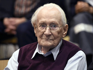 German court sentences 94-year-old ex-Nazi to four years jail