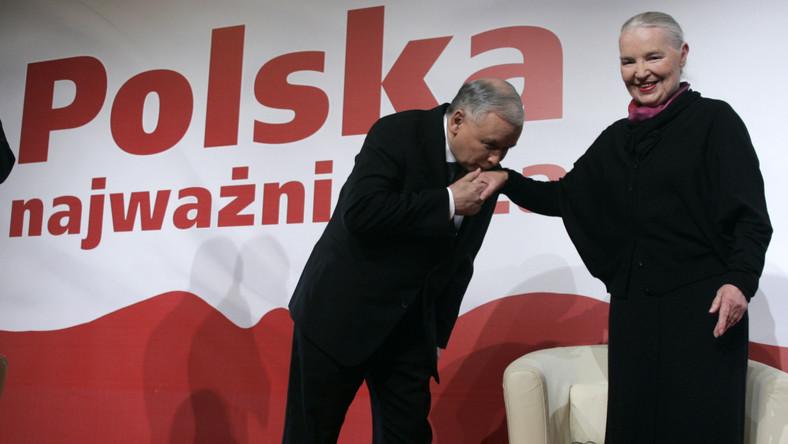 """Staniszkis będzie przesłuchana w sprawie """"listy zagrożonych"""""""