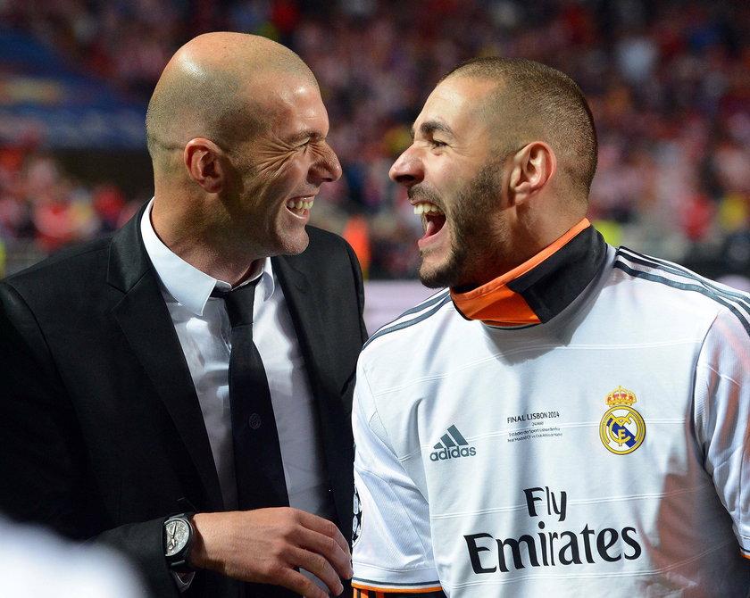 Benzemie już nie jest tak do śmiechu. Jego gra nie podoba się nawet Zinedinowi Zidane'owi, który był jego największym obrońcą.