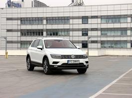 Volkswagen Tiguan 2.0 TSI – das SUV