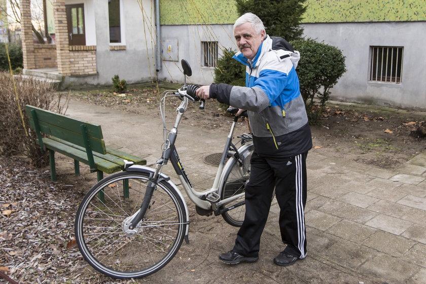 Marek Zielnik uratował sąsiadów z pożaru
