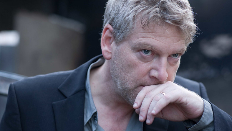 Kenneth Branagh jako Wallander