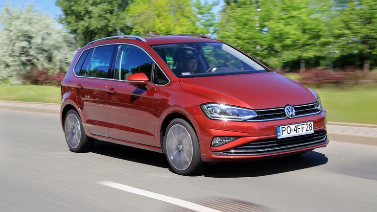 Volkswagen Sportsvan 1.5 TSI - dynamika bez zarzutu