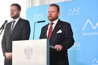 Szumowski: Będzie więcej czerwonych stref, jeśli będą lekceważone zasady sanitarne