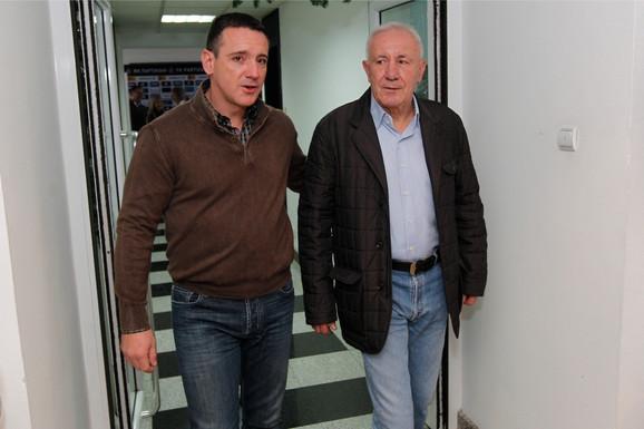 Vuk i Branko Rašović