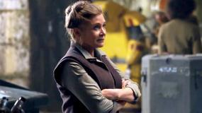 """""""Star Wars 8"""": Carrie Fisher ukończyła prace na planie"""