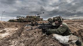 Borsuk '17 - dziś kończą się polsko-amerykańskie ćwiczenia wojskowe w Świętoszowie