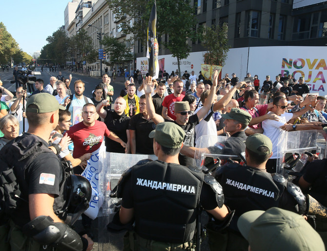 Protivniic Parade ponosa