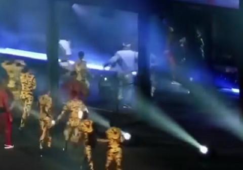 Slavnu pevačicu napali na koncertu, nastala OPŠTA TUČA! (VIDEO)