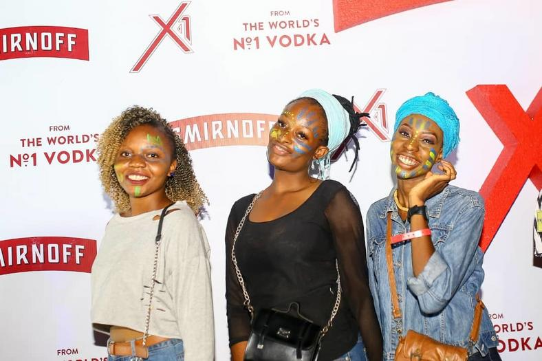 Smirnoff X1 Tour Calabar: A cocktail of music, colour and fun