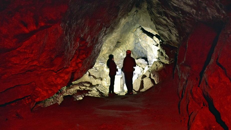 Jaskinia Radochowska na Dolnym Śląsku