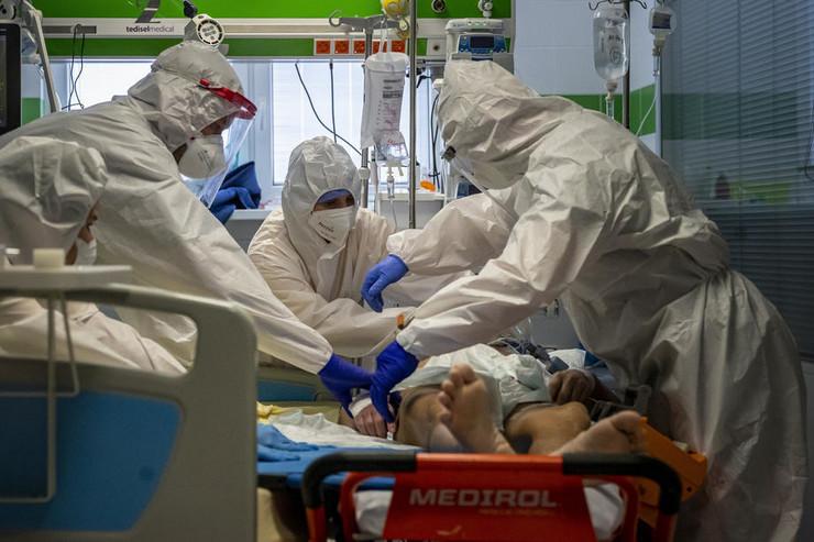 Korona virus pacijent