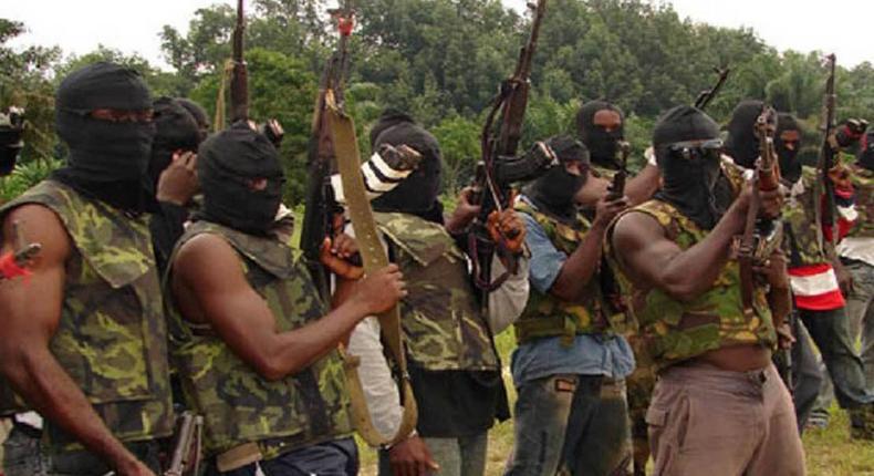Niger-Delta Militant